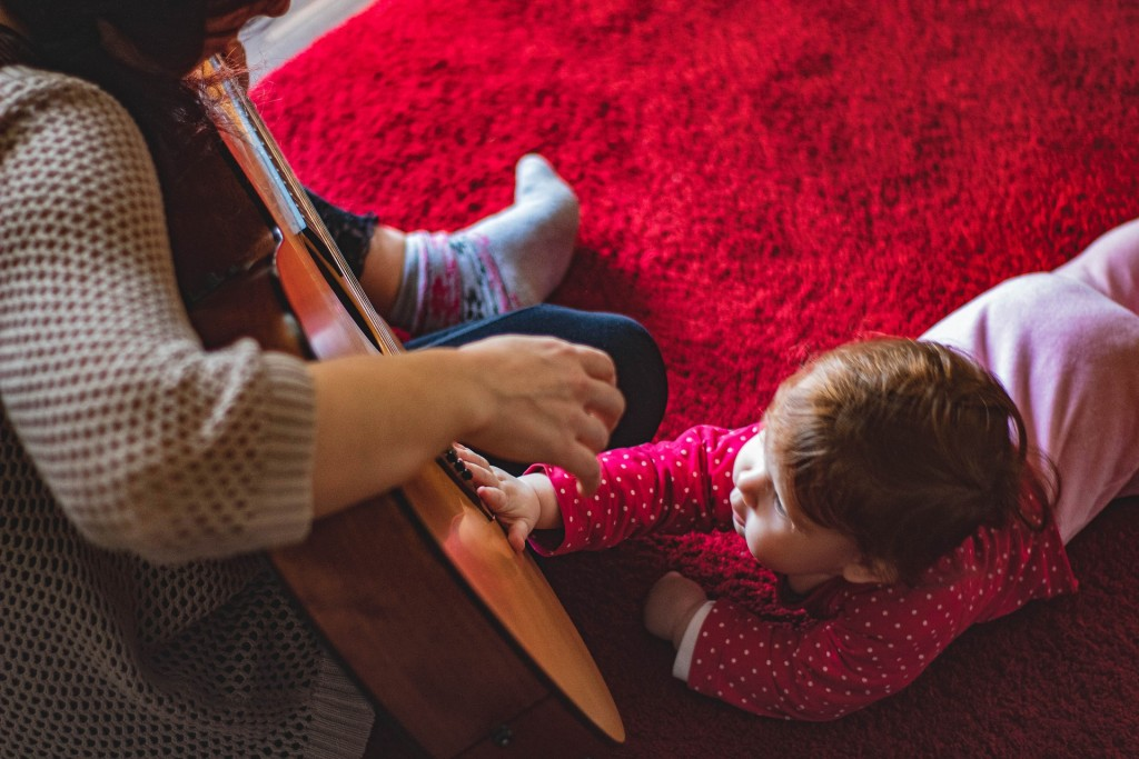 Music lessons for toddlers